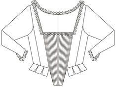 """Hola, costuretas! Voy a empezar un taller gratuito en el que voy a enseñaros el paso a paso de la confección de un corpiño del s.XVIII de manga larga. Cada maestrillo tiene su librillo y os mostraré la forma en que los hago yo, aunque esto no es una ciencia exacta y existen otras formas… Continue reading Taller gratuito """"confección un corpiño de valenciana del s. XVIII"""" Dressmaking, Arrow Necklace, Inspiration, Sewing, Diy, Fashion, Folklore, Dress Patterns, Sewing Patterns"""