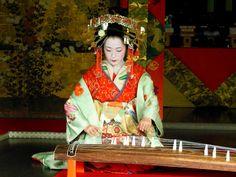 Beautiful Kikugawa-Tayuu