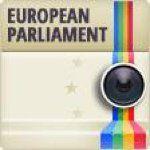 Het Europees Parlement achter de schermen, op Instagram.