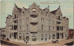 Driskill Hotel in Austin, Texas