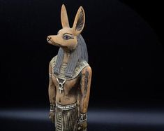 Favorites of Ancient Art Egyptian Pharaoh Home Decor by Onurise Ancient Egyptian Statues, Egyptian Pharaohs, Ancient Art, Anubis, Etsy Seller, God, Creative, Home Decor, Timber Furniture
