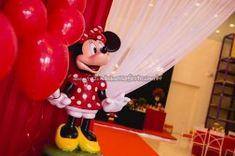 Decoracao Festa Minnie Vermelha da Maria Clara