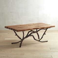 """Wood and Iron Coffee Table - Wood and Iron Coffee Tables aspen Industrial Zdj""""â""""¢cie Od Poppyworks. Metal and Wood Coffee Table Inspirational Metal Patio Tableca Round.wood and Iron Coffee Tables aspen Industrial Zdj""""â""""¢cie Od Poppyworks. Coffee Table Pier 1, Iron Coffee Table, Rustic Coffee Tables, Natural Wood Coffee Table, Wood Furniture, Living Room Furniture, Modern Furniture, Furniture Design, Outdoor Furniture"""