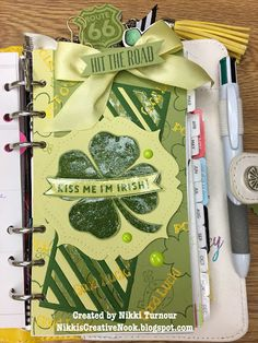 Fun Stampers Journey March dashboard