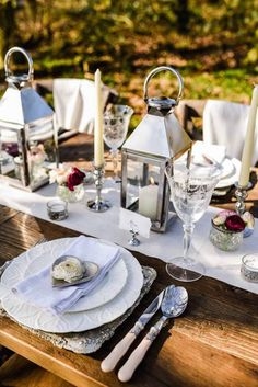 Beautiful Wedding Decor + Detail with The Wedding Of My Dreams