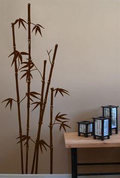 1000 images about flore flora on pinterest wall for Appliqu mural autocollant