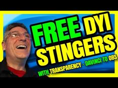 How To Create Custom Stinger Transitions - 100% FREE WITH TRANSPARENCY For OBS Studio - YouTube 100 Free, The 100, The Creator, Tech, Studio, Create, Youtube, Studios, Technology