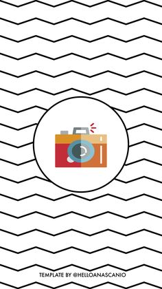 Templates for Instagram Highlights Stories by @helloanascanio / Plantilla para destacados de Instagram Stories