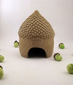 toad home!  good for a faerie garden.