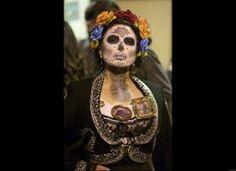 Dia De Los Muertos San Francisco: The Mission Celebrates The Day Of The Dead (PHOTOS)