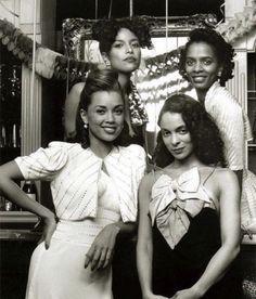 Vanessa Williams, Lynn Williams, Jasmine Guy, Afro, Lynn Whitfield, Vintage Black Glamour, Vintage Beauty, Entertainment, Amigurumi