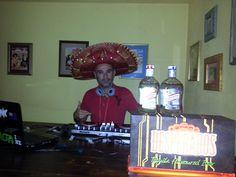 DJ night at The Flying Burrito Brothers Hamilton NZ Mexican- www.flyingburritobrothers.co.nz