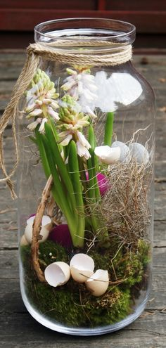 Wielkanoc | Badylarnia Easter 2020, Deco Floral, Rustic Gardens, Egg Decorating, Flower Boxes, Spring Garden, Woodworking Crafts, Easter Crafts, Happy Easter