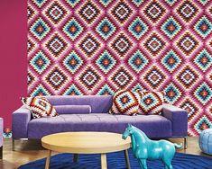 Draperii și perdele gata confecționate sau la metru Couch, Floral, Modern, Furniture, Home Decor, Florals, Homemade Home Decor, Sofa, Flowers