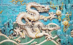 Chinese Dragon Pictures, TravelChinaGuide.com