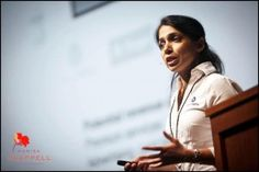 Start-up entrepreneur Sheetal Dube of AudioName.  Quit her good paying job and took the dive.  Go Sheetal!  :-)