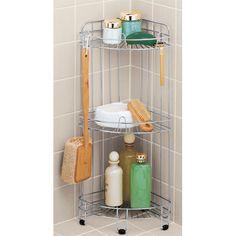 Corner Shower Caddy Stainless Steel