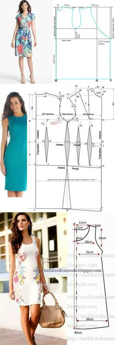Tremendous Sewing Make Your Own Clothes Ideas. Prodigious Sewing Make Your Own Clothes Ideas. Sewing Dress, Dress Sewing Patterns, Diy Dress, Sewing Patterns Free, Sewing Clothes, Clothing Patterns, Diy Clothes, Clothes For Women, Fashion Sewing