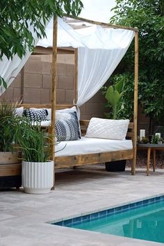 Belham Living Brighton Outdoor Daybed and Ottoman ... on Belham Living Brighton Outdoor Daybed  id=89213