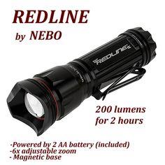 REDLINE® OC™ - lampada 200 lumens