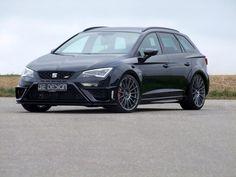 SEAT Leon ST Cupra med 350 hestekræfter - Bilsektionen.dk