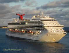 Resource on Carnival Magic of Carnival Cruise Lines with photos, menus and information http://beyondships.com/CarnivalMagic-Profile.html