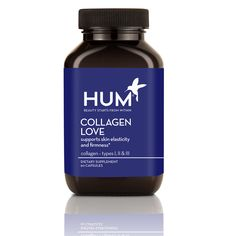 Keep your fine lines under control with HUM's Collagen Love. Collagen is the protein in our bodies that gives our skin its strength and elasticity. One key...