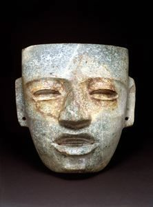 Mask  Teotihuacan, Early Classic  0-600 CE