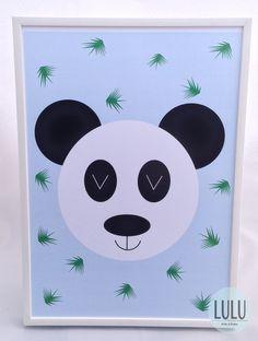 Poster 'Panda' / Plakat 'Panda'