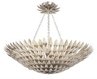 Show products in category Crystorama Lighting 519-SA_CEILING Semi Flush  from the broche collection