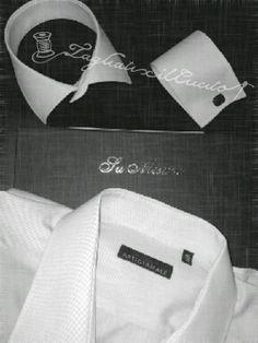 Man shirt tailored