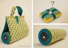Tasche, Bag, Sewing, nähen, Stoff, Fabric