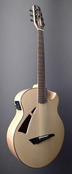 AVIAN Skylark (Maple AVIAN Skylark (Maple) Maple and Sitka Spruce | Dream Guitars