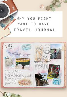 Why you might want to have travel journal