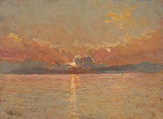 Giorgio Belloni | Neo-Impressionist Seascape painter | Tutt'Art@ | Pittura • Scultura • Poesia • Musica