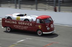 VW T1 & Porsche