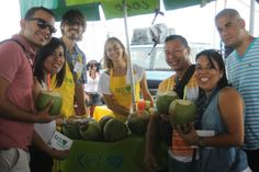 Coconut water!!!! Yummyyyyy