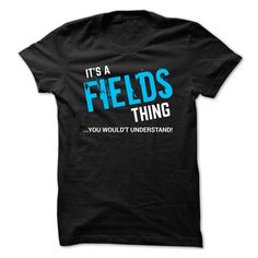 (Good T-Shirts) SPECIAL - It a FIELDS thing - Gross sales...