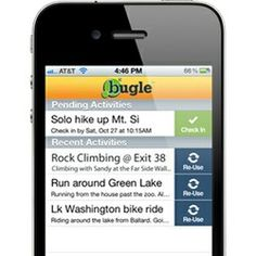 New Bugle App Aims to Help Overdue, Lost Hikers.