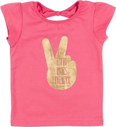 """I'm This Many"" Unique 2nd Birthday Shirt for Two Year Old Girl"