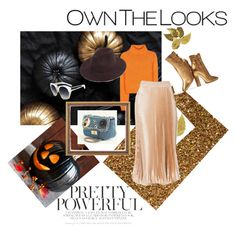 """""""Own the looks"""" by gocak ❤ liked on Polyvore featuring Darice, Acne Studios, Gianvito Rossi and ownthelooks"""
