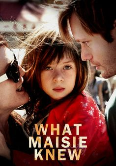 What Maisie Knew. Fabulous performance by a little girl, and subtlety from everyone else. A really sweet film.