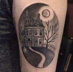 By Susan König of Salon Serpent Tattoo in Amaterdam, Netherlands.