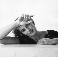 Ingrid Bergman by Cecil Beaton