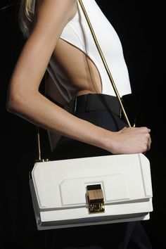 Lanvin Spring 2013  Paris Fashion Week Spring 2013