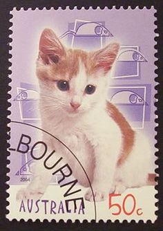 More Cats on Stamps - Stamp Community Forum