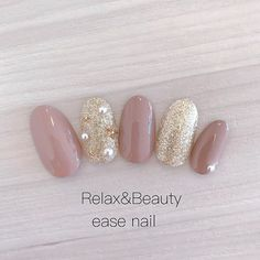 29 Best Ideas For Wedding Nails Design Beauty Nail Manicure, Diy Nails, Gelish Nails, Uñas Fashion, Gel Nagel Design, Vernis Semi Permanent, Wedding Nails Design, Japanese Nails, Beautiful Nail Designs