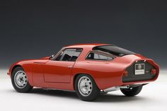 Alfa Romeo Giulia TZ | 1:18 Scale Diecast Model Car by AUTOart