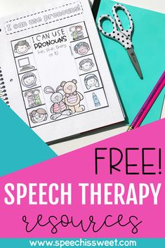 Teaching Your Children The Right Way With Homeschooling Preschool Speech Therapy, Speech Pathology, Speech Language Pathology, Speech Therapy Activities, Language Activities, Speech And Language, Educational Activities, Receptive Language, Teaching