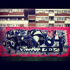 SICKBOY – Part of The British Street Art Leaders